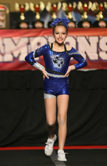 Texas Rockstars Mini 1 - Cheer Power Southern Nationals