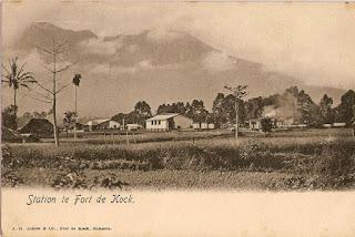 Stasiun Fort de Kock