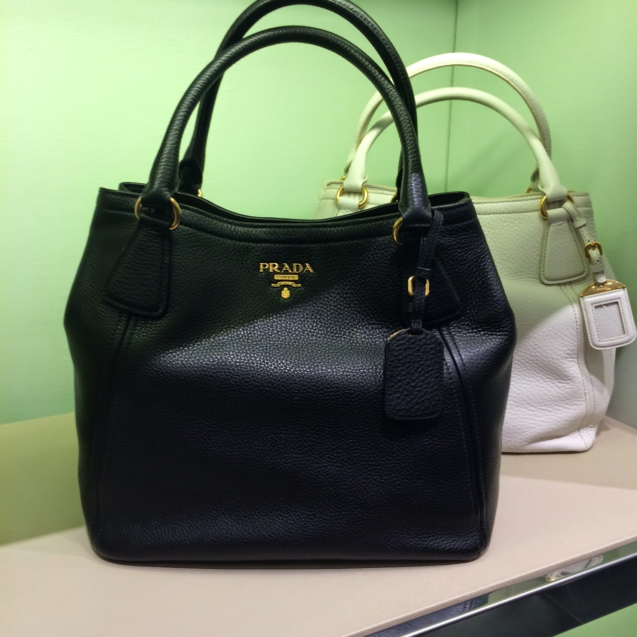 bf1c327c6fc9 when he proposed i said yes  UK GOODS-- PRADA AND BURBERRY