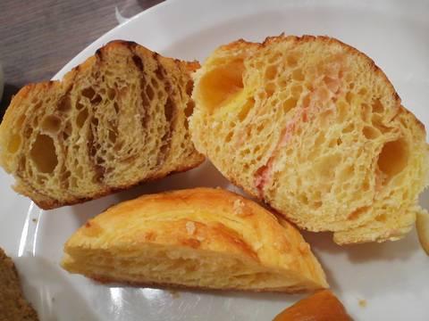 デニッシュパン3種類 シャポーブランメイチカ店