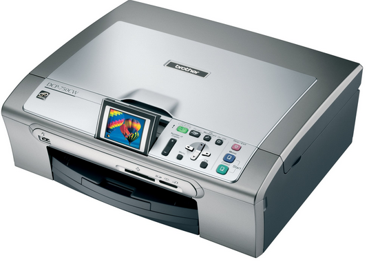 Brother DCP-750CW Driver Printer Download