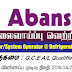 Vacancy In Abans Coordinator/System Operator @ Refrigerator Services (G.C.E A/L Qualified)