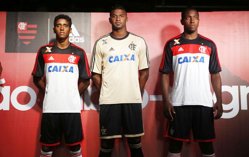 VAZOU! Nova camisa do Flamengo Adidas!  b538954bca290