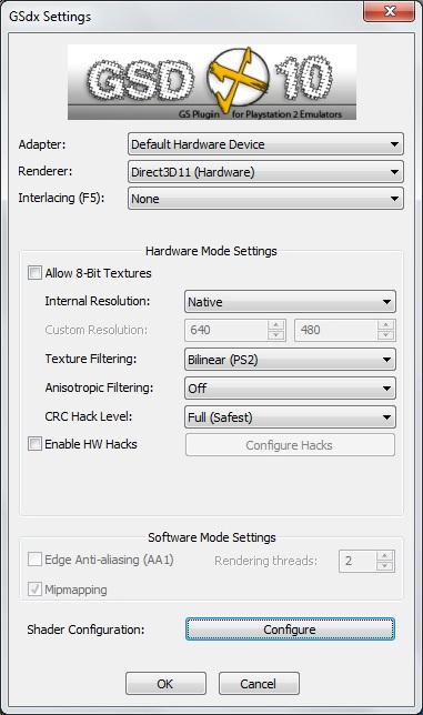 Tutorial Konfigurasi PCSX2 1 4 0 Emulasi Speed 100% (60FPS