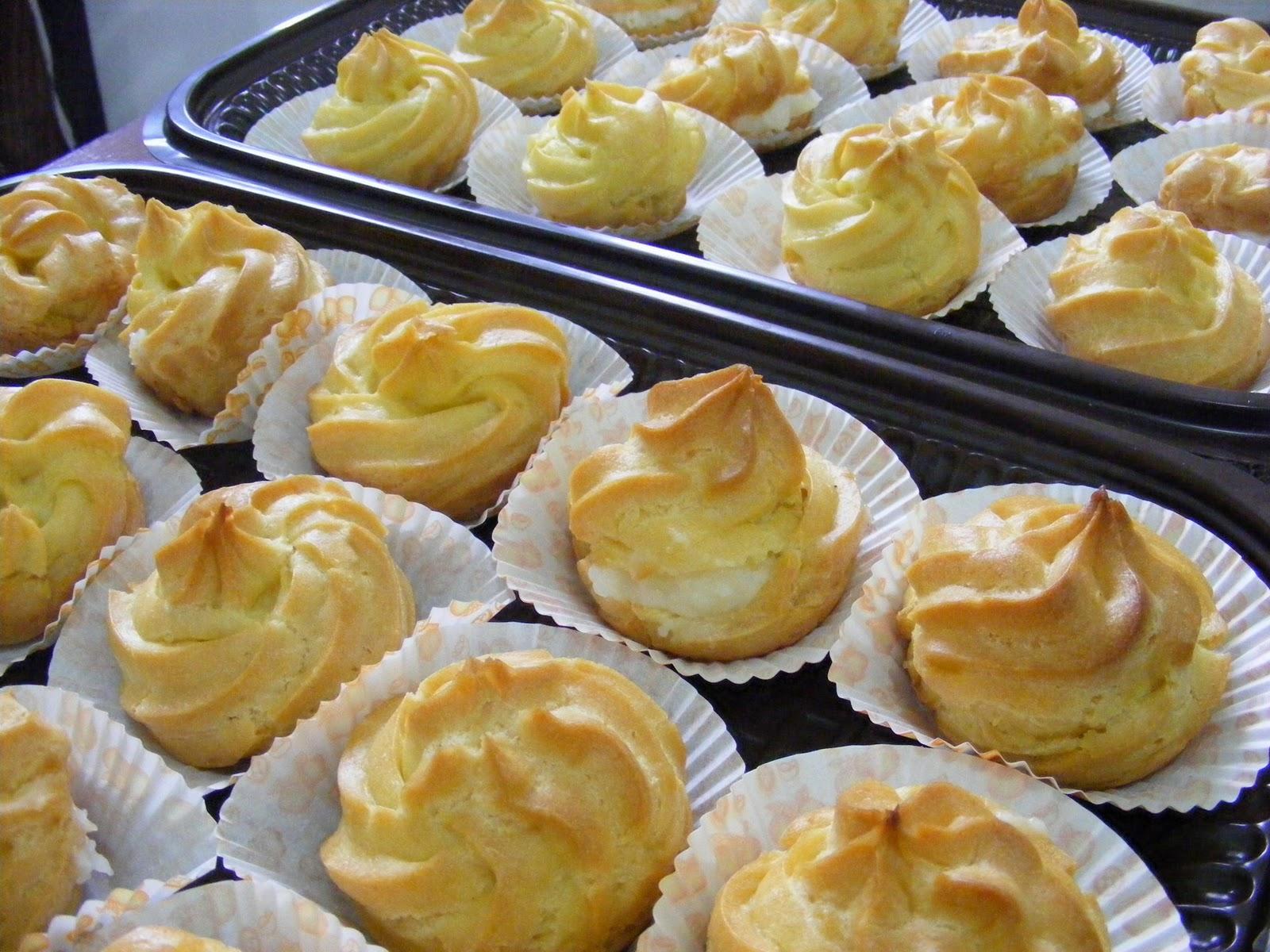 Aprhelia Whulandharie Resep Dan Cara Membuat Kue Sus Kering