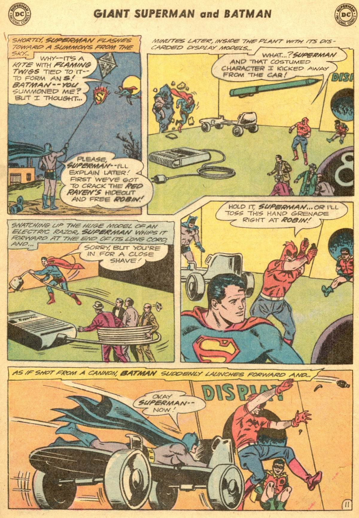 Read online World's Finest Comics comic -  Issue #188 - 62