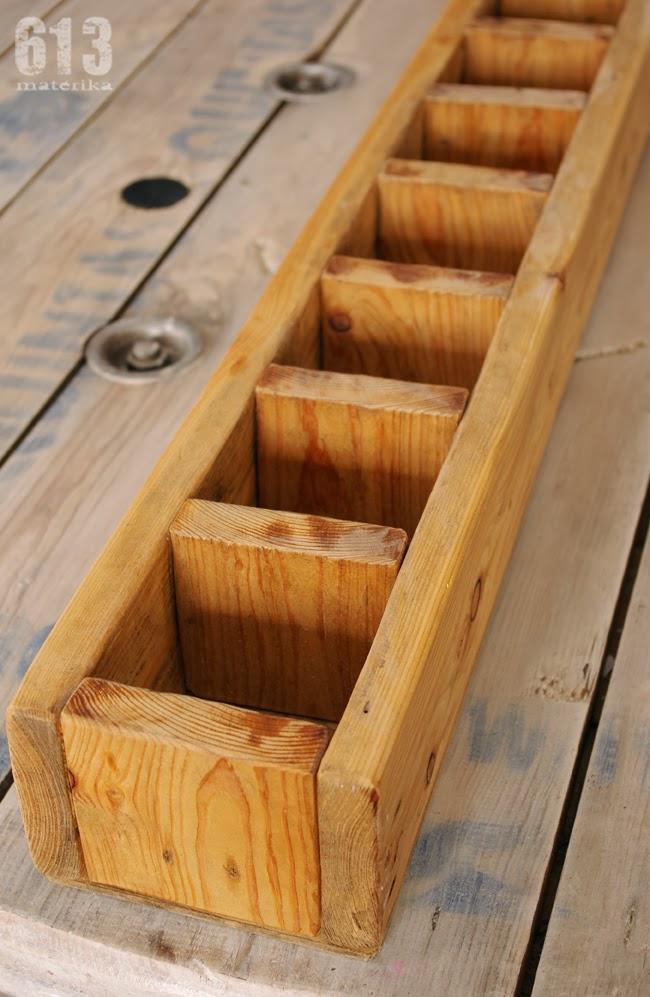 Qu hacer con madera de palet 613materika - Cosas de madera para hacer ...
