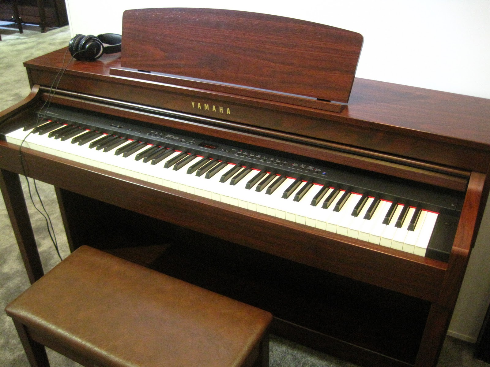 Yamaha Clavinova Clp Electric Piano