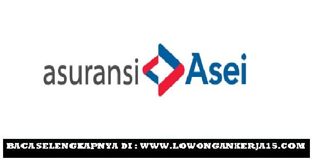 Lowongan kerja Asuransi ASEI