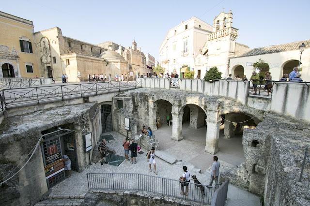 Palombaro lungo Matera