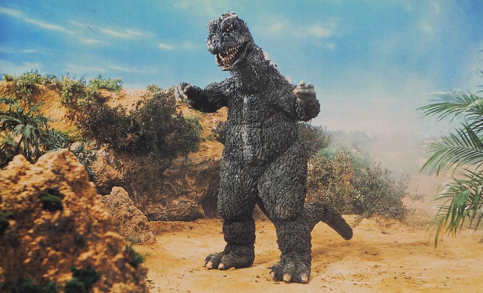Godzilla Monster