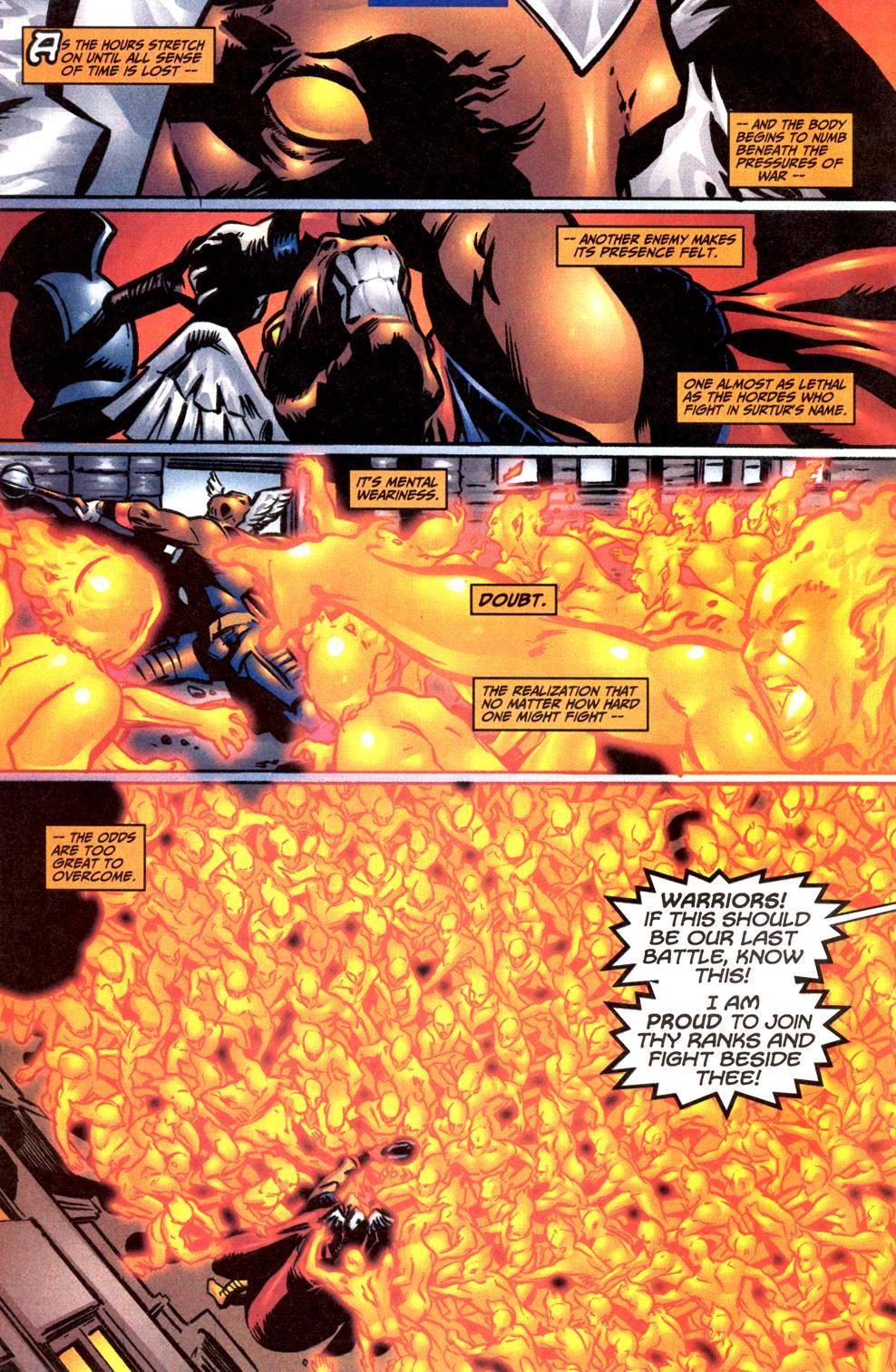 Thor (1998) Issue #40 #41 - English 17