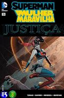 Os Novos 52! Superman & Mulher Maravilha #19