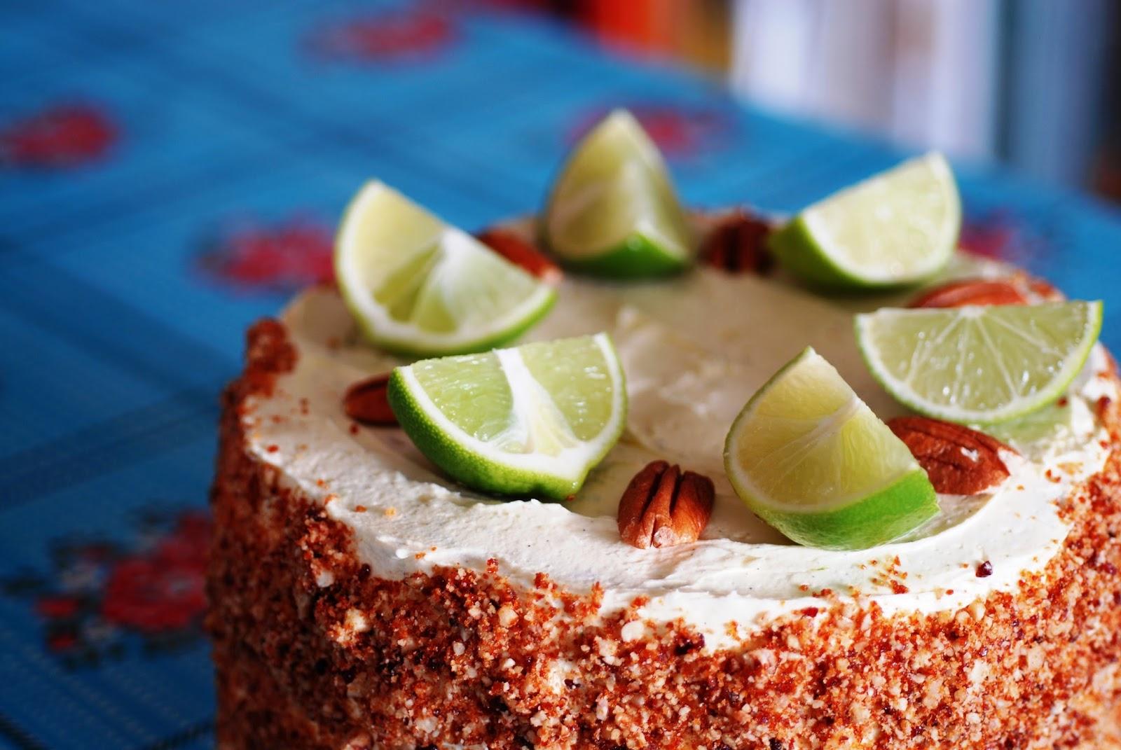 Lorraine Pascale's Mojito Genoese Cake Recipe — Dishmaps