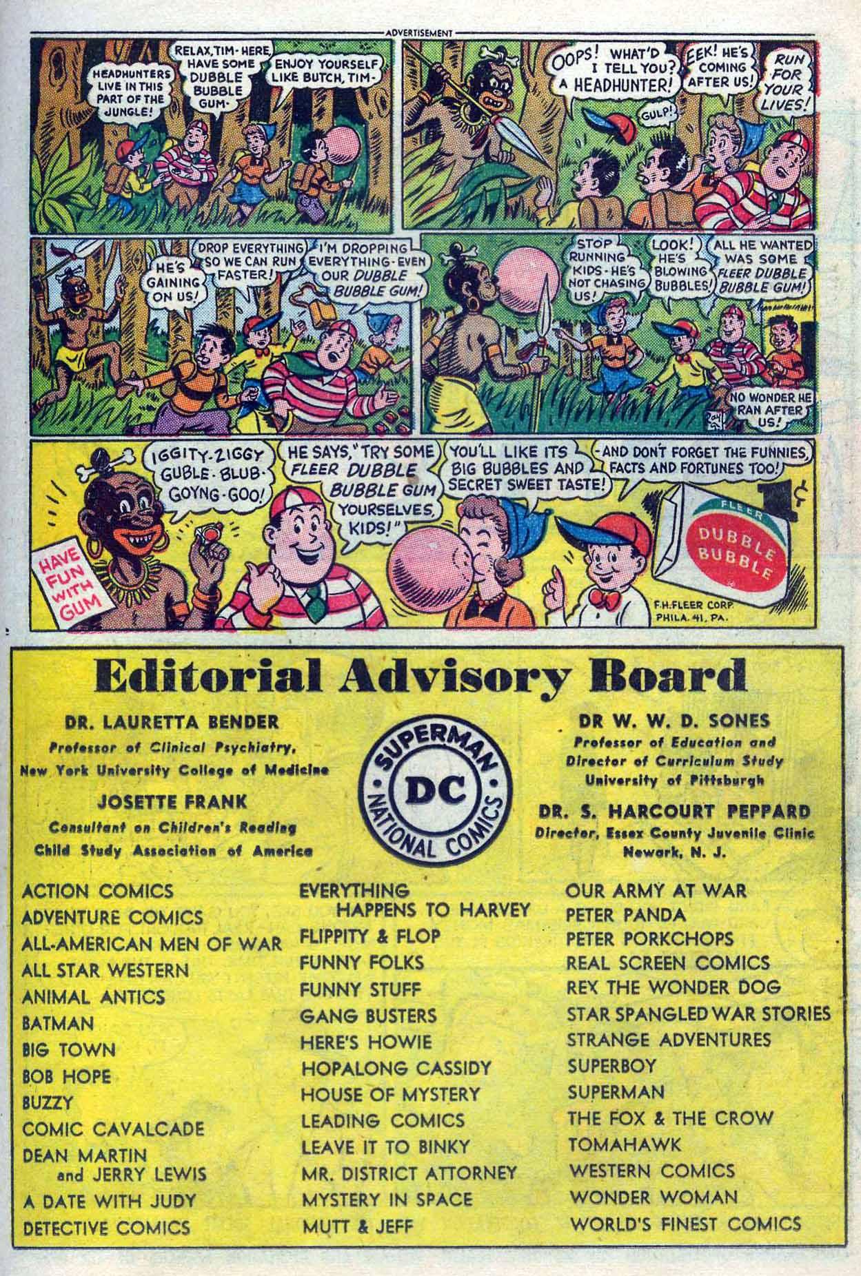 Read online Detective Comics (1937) comic -  Issue #204 - 15