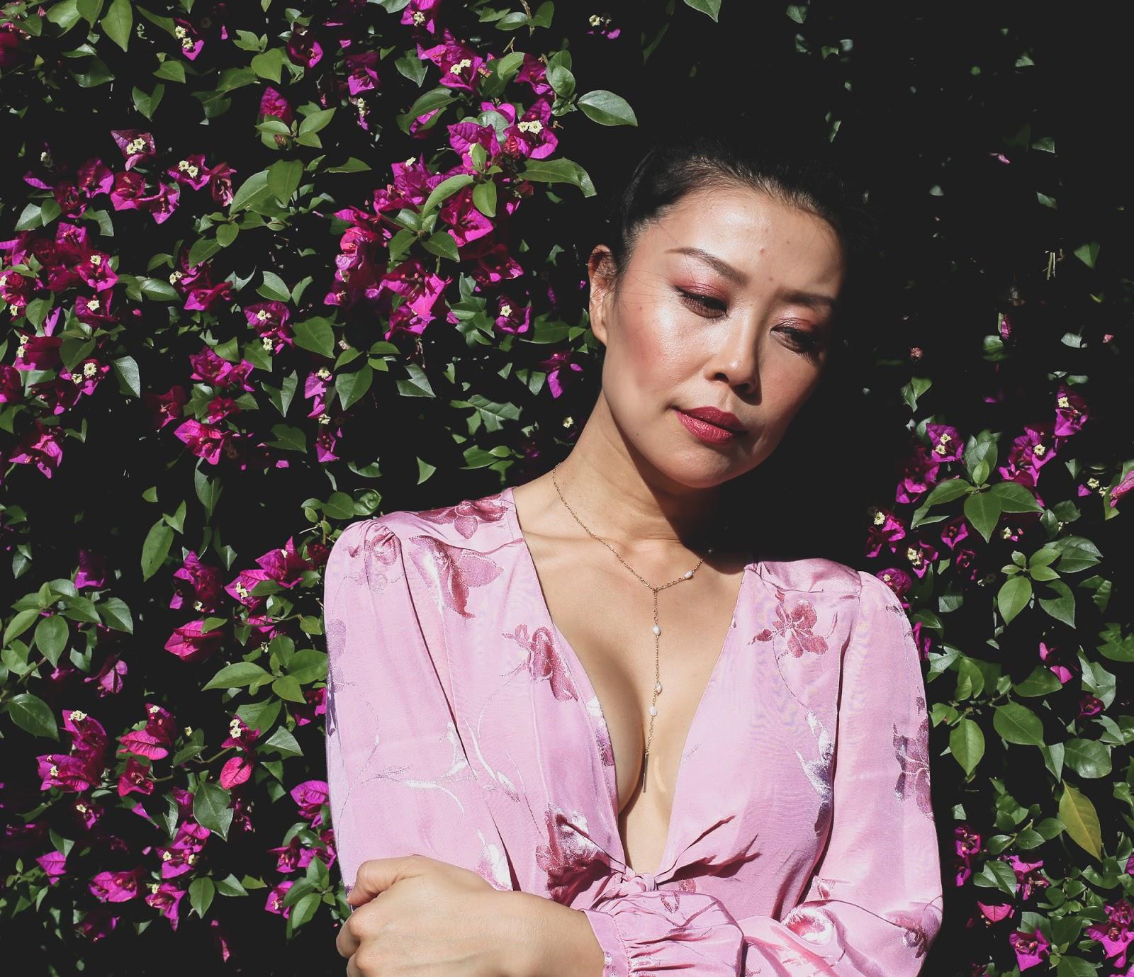 beauty blog Monochromatic Makeup Look