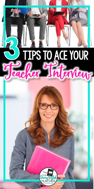 Three Tips to Ace Your Teacher Job Interview