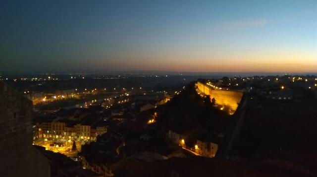 Balaguer, de nit