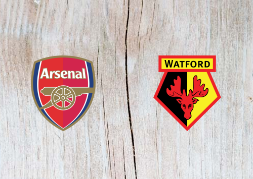 Arsenal vs Watford Full Match & Highlights 28 September 2018