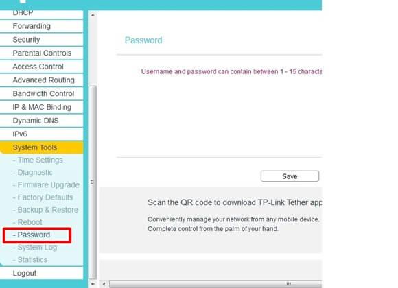 Cara Ganti User Name dan Password TL-WR840N