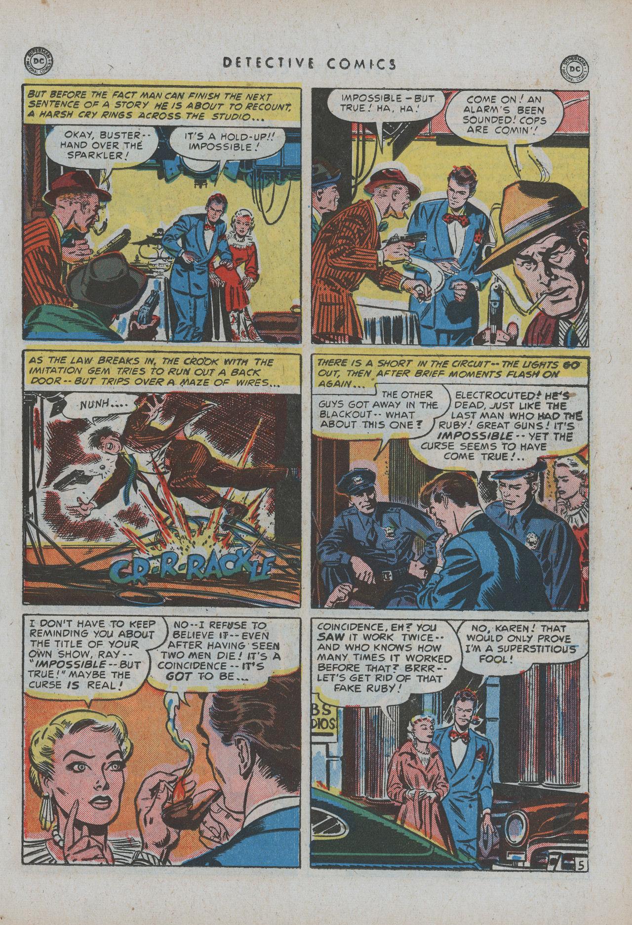 Read online Detective Comics (1937) comic -  Issue #154 - 21