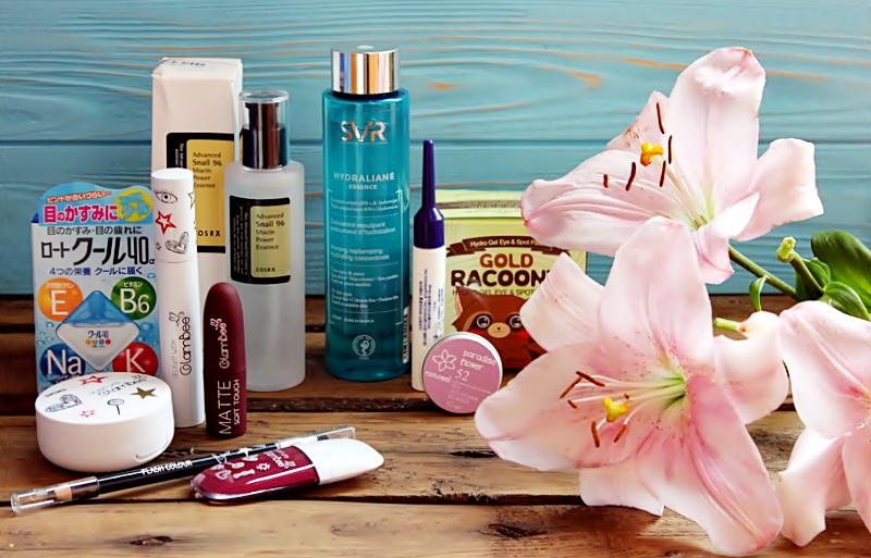 «Хвастопост»: Мои покупки за июнь и анонс тестируемых средств. My beauty haul.