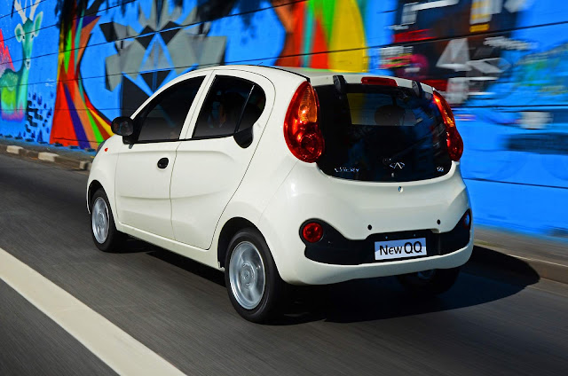 Caoa Chery QQ 2018 - carro mais barato do Brasil
