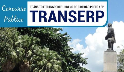 TRANSERP Ribeirão Preto {Edital 2018} concurso SP