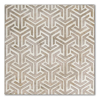 Interlude Pattern (Taupe)