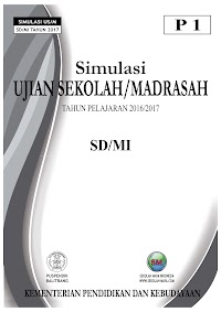 Download Soal Simulasi US/M SD/MI 2017 (File Ms.Word)