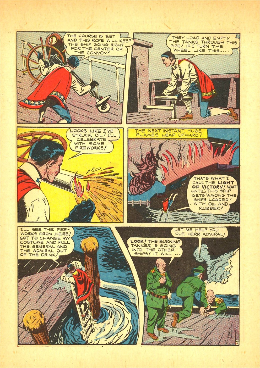 Read online Action Comics (1938) comic -  Issue #72 - 46