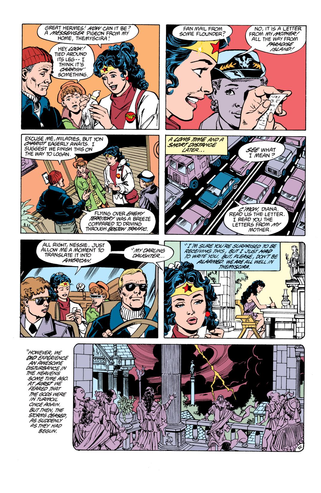 Read online Wonder Woman (1987) comic -  Issue #17 - 5