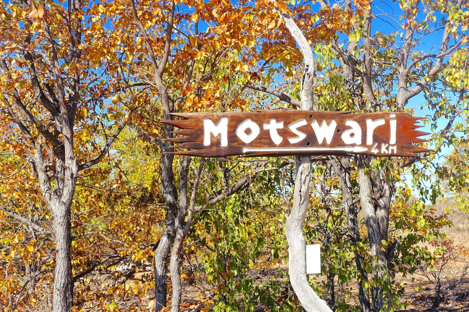 mostwari private game reserve