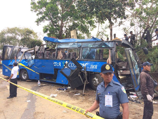 JUST IN: Bestlink College Bus Accident in Tanay Rizal! 10 Confirmed Dead! Must See!