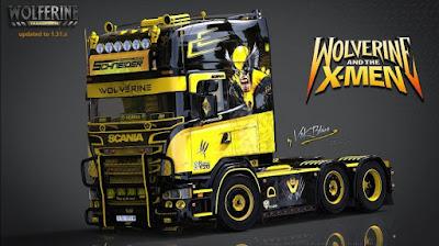 Scania Wolverine