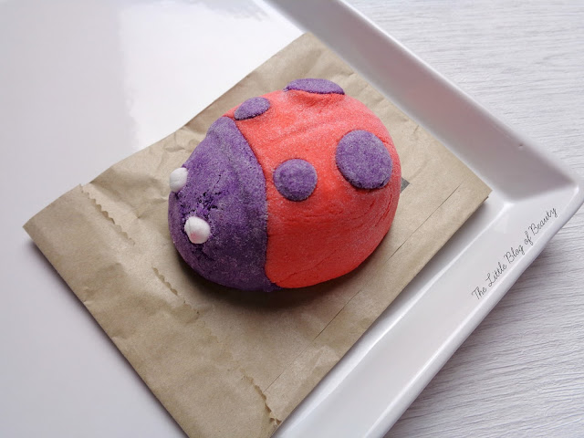 Lush Mother's day Ladybird bubble bar