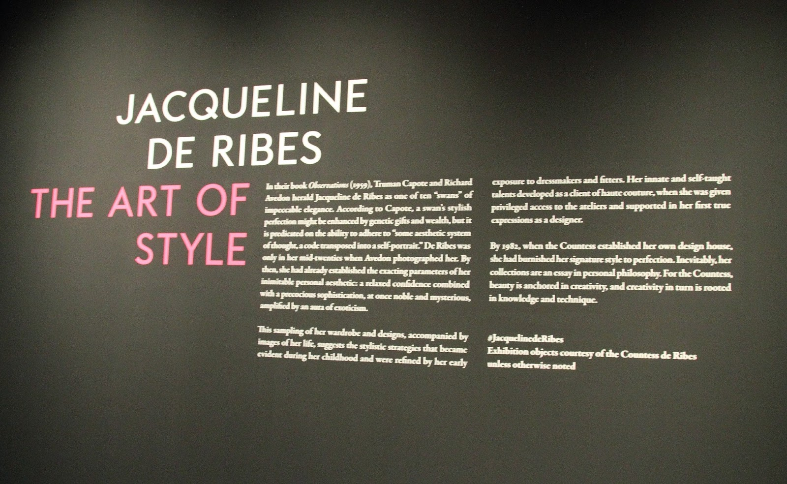 Jacqueline De Ribes Quotes: Jacqueline De Ribes Quotes From The Art Of Style