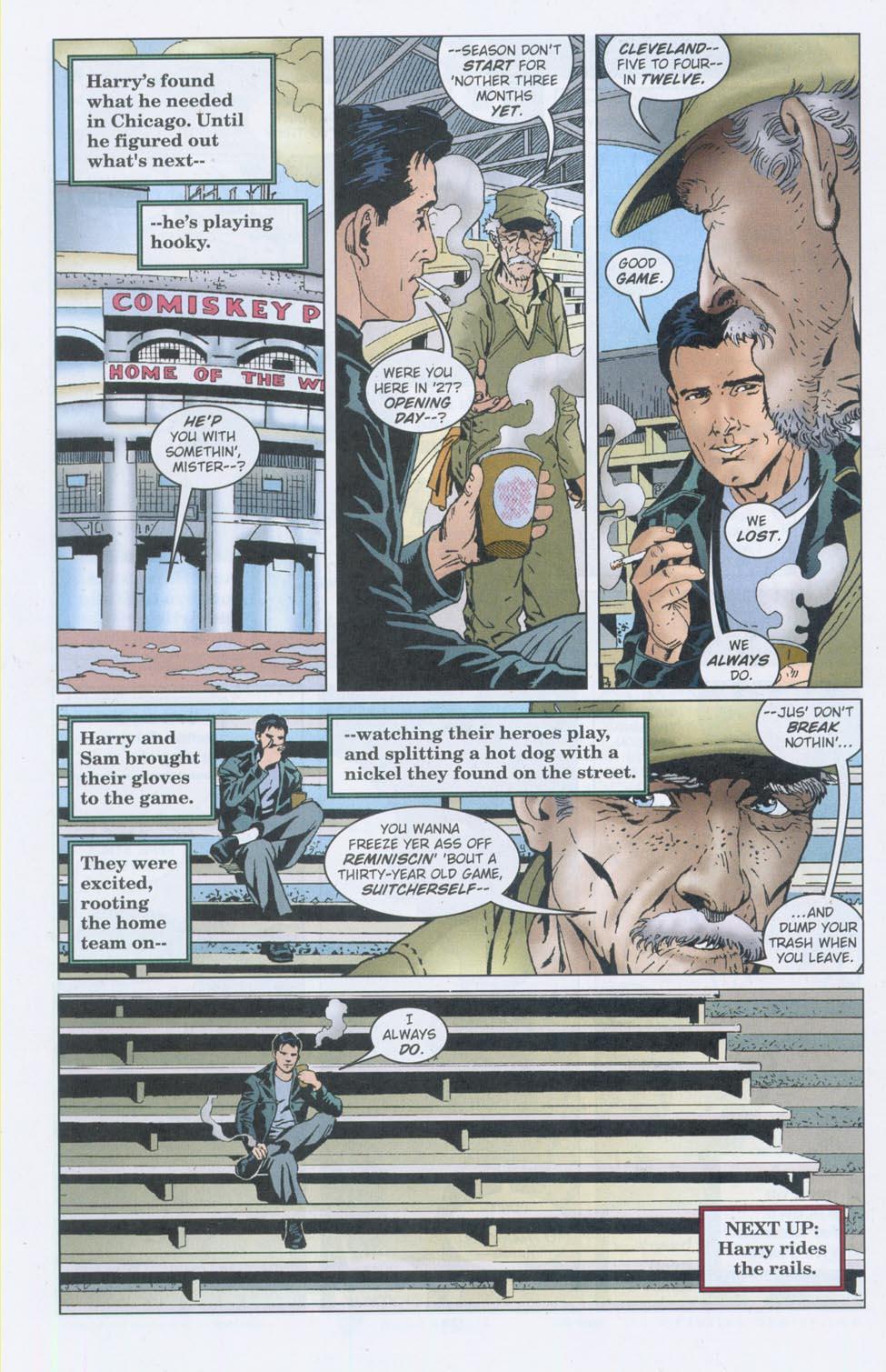 Read online American Century comic -  Issue #21 - 22