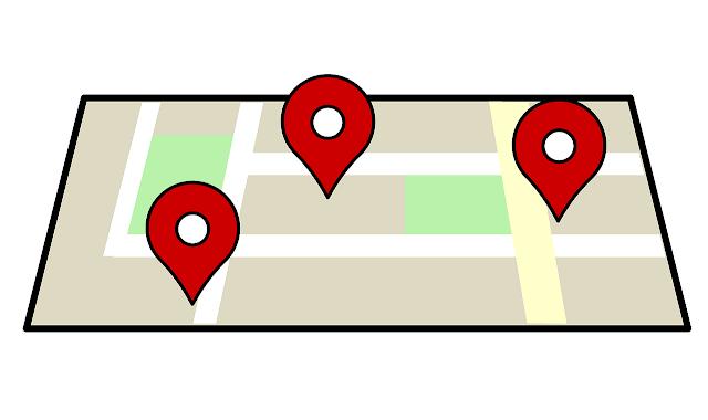 Penentuan lokasi