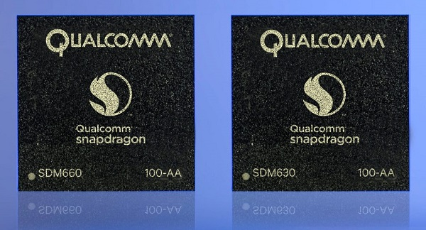 Qualcomm debuts Snapdragon 660 and 630 processors with Bluetooth 5 and Quick Charge 4