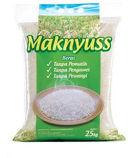 beras maknyuss dari TPS Food