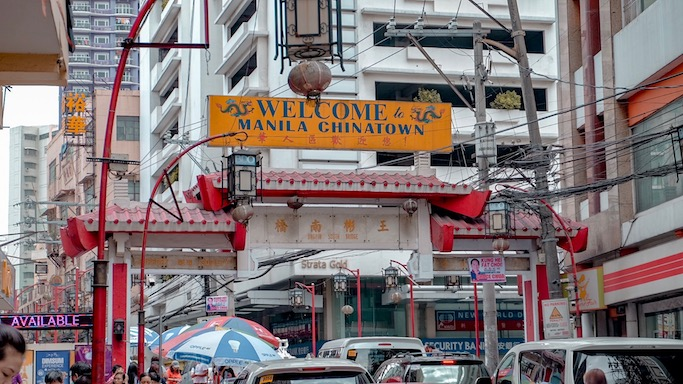Manila Chinatown Travel Blog