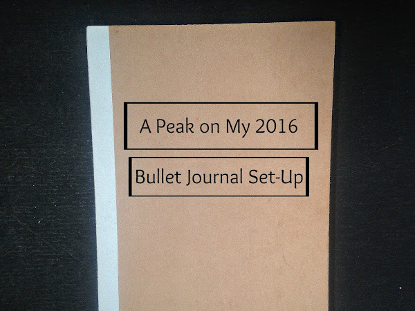 TIPS | A Peak Inside My 2016 Bullet Journal Setup