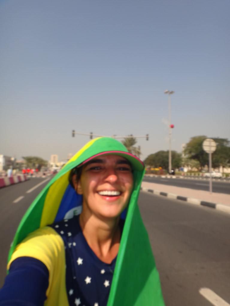 Como foi a Maratona de Dubai