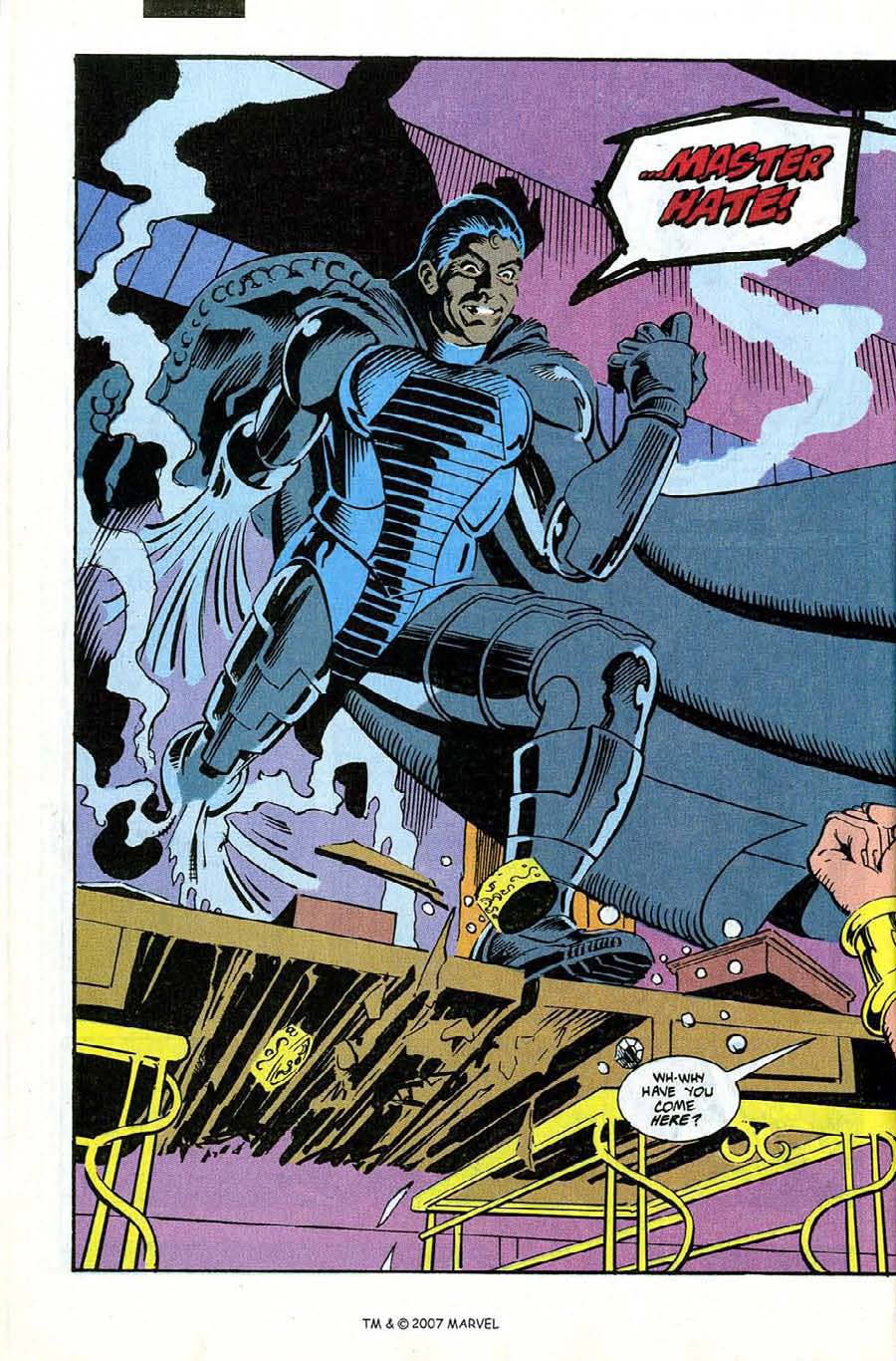 Silver Surfer (1987) issue 66 - Page 20