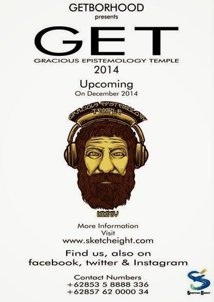 GETBORHOOD : Gracious Epistemology Temple 2014