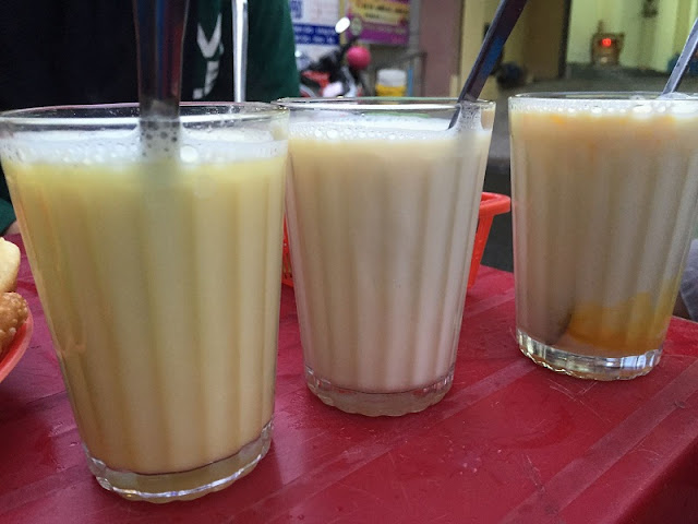 Hot Soy Milk in Dalat, you should try it 1