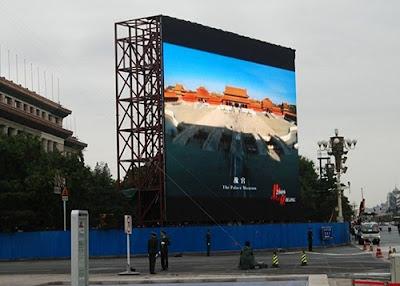 Địa chỉ thi công màn hình led p3 ngoài trời tại Tuyên Quang