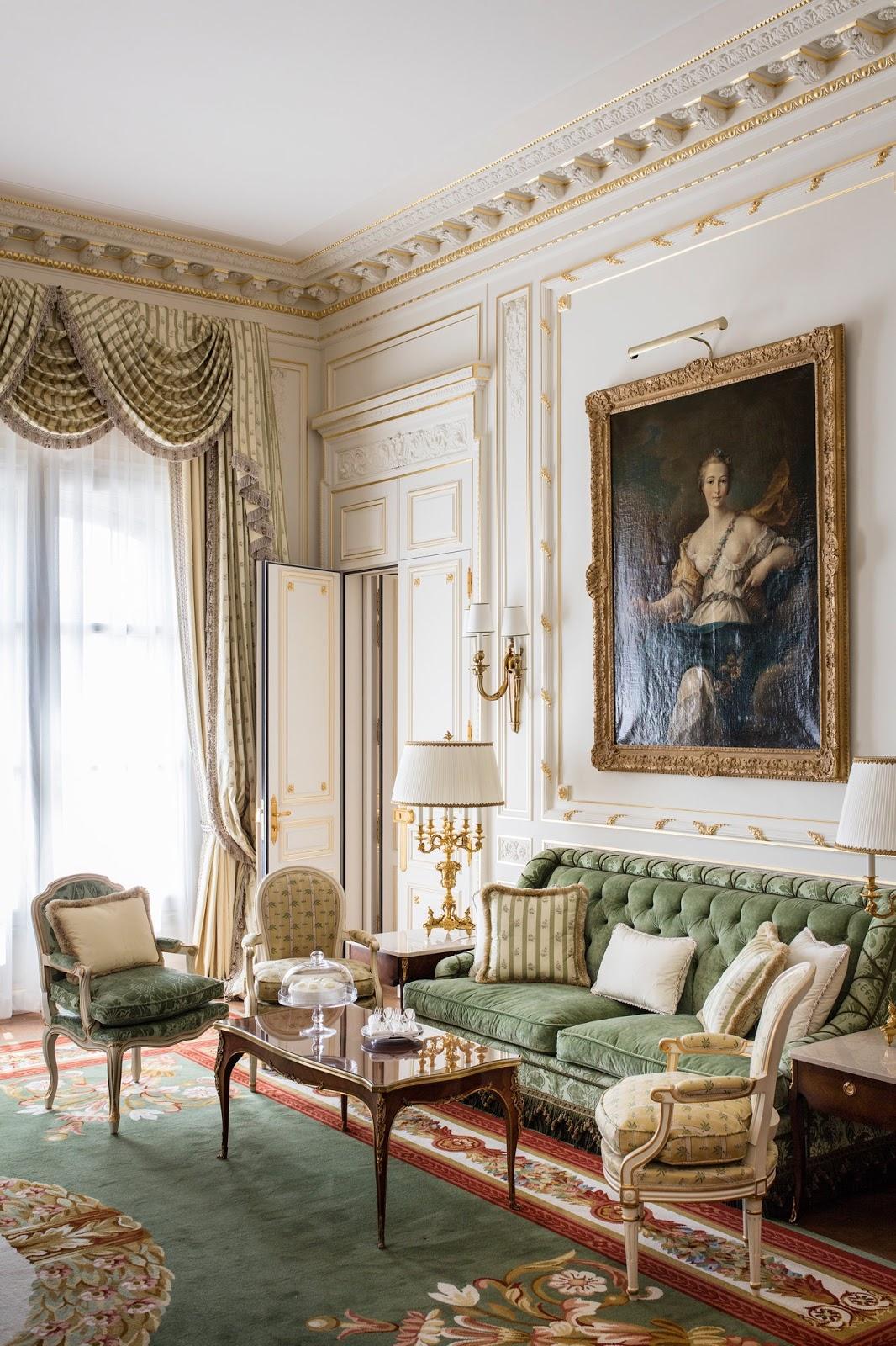 The Ritz Paris Hotel On Place Vend 244 Me Paris D 233 Cor