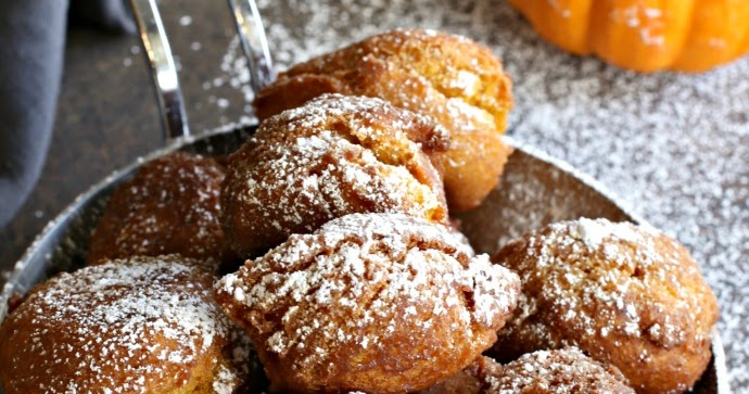 Hungry Couple: Sweet Pumpkin Fritters